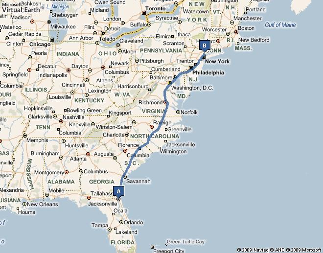 Antero & Joni Tour De East Coast